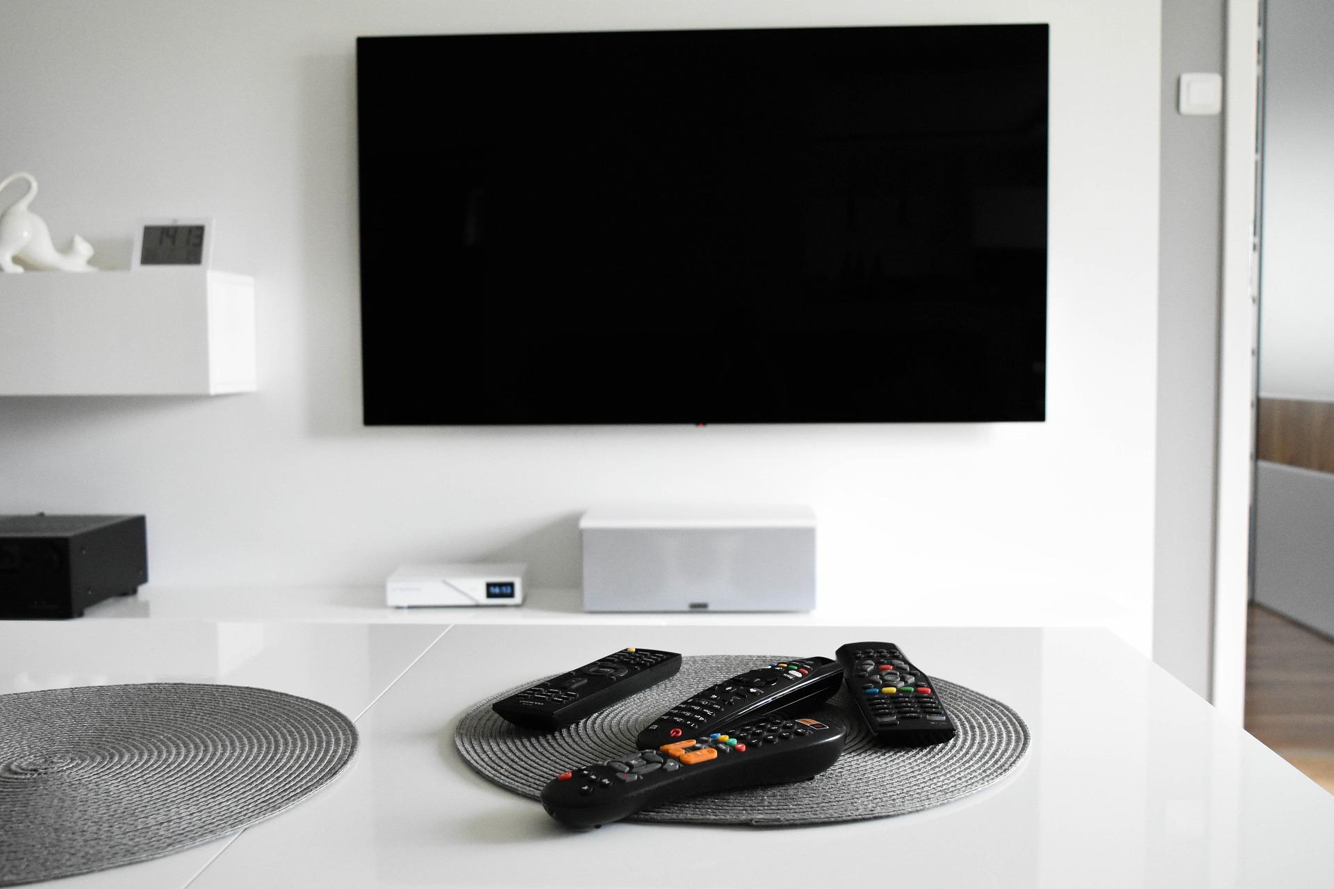 awaria podświetlenia telewizora